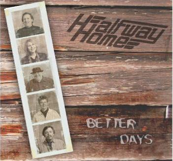 BETTER DAYS CD COVER ART